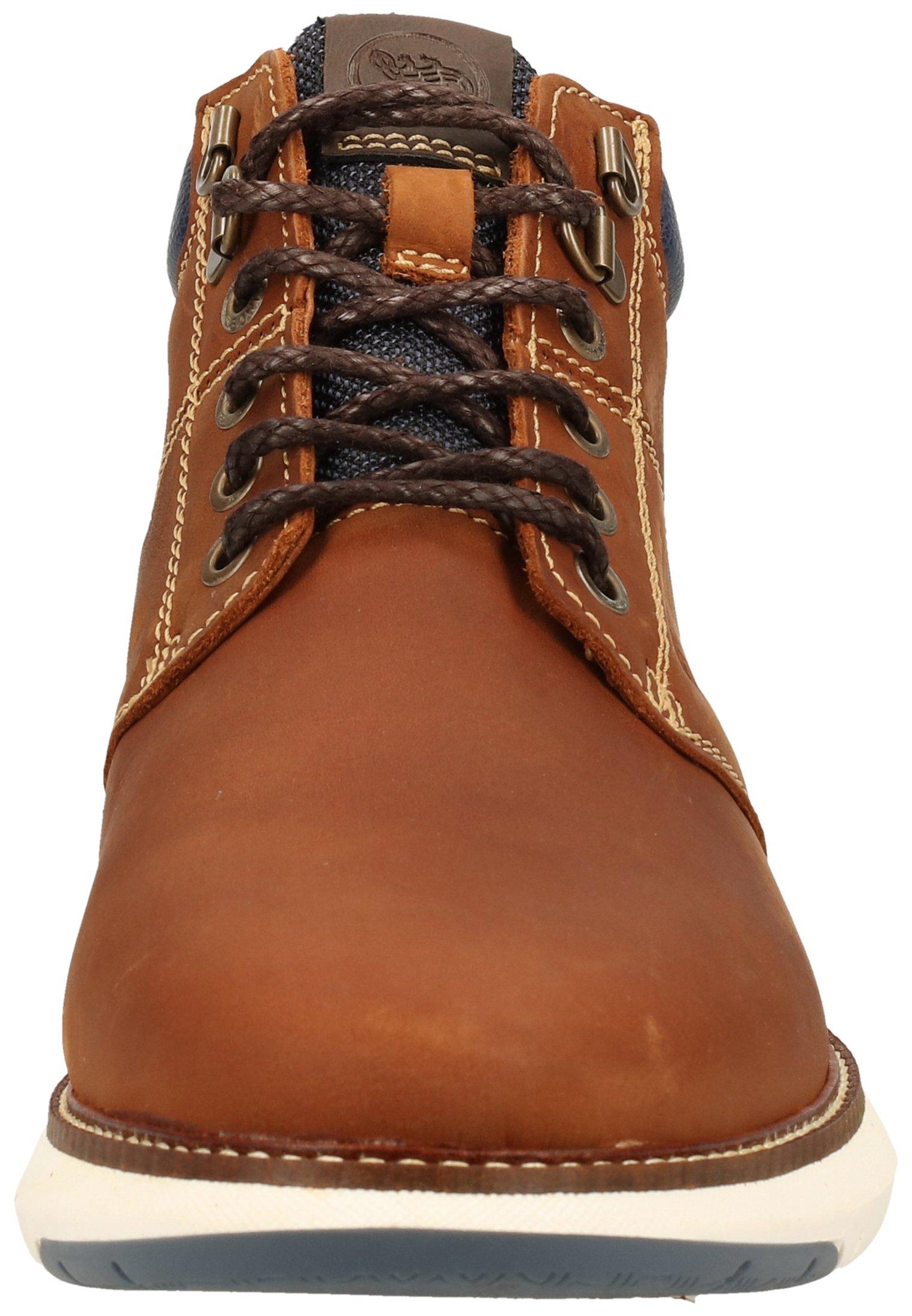 Men Casual lace-ups - brown