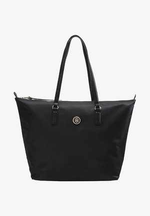 POPPY TOTE - Shopping Bag - black