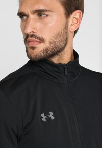Under Armour - CHALLENGER KNIT WARM-UP - Træningssæt - black - 5