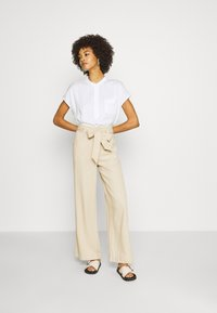 someday. - KATOKWE - Button-down blouse - milk - 1