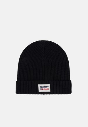 PATCH BEANIE - Pipo - black
