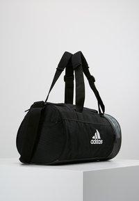 adidas Performance - Sports bag - black/grey - 3