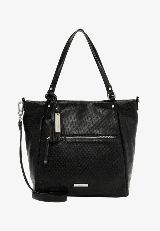 FRANZY - Shopper - black 100