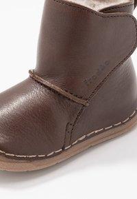 Froddo - WARM LINING - Støvletter - dark brown - 2