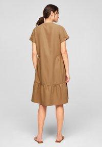 s.Oliver BLACK LABEL - Day dress - brown - 2