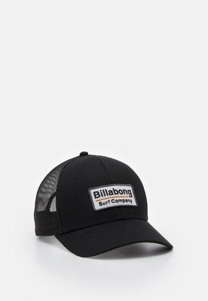 WALLED TRUCKER - Kšiltovka - black