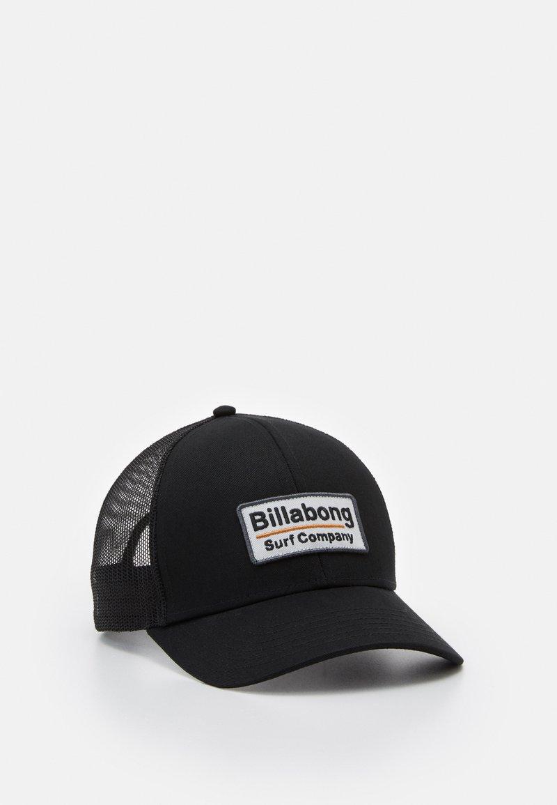 Billabong - WALLED TRUCKER - Cap - black