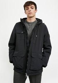 Finn Flare - Winter jacket - black - 0