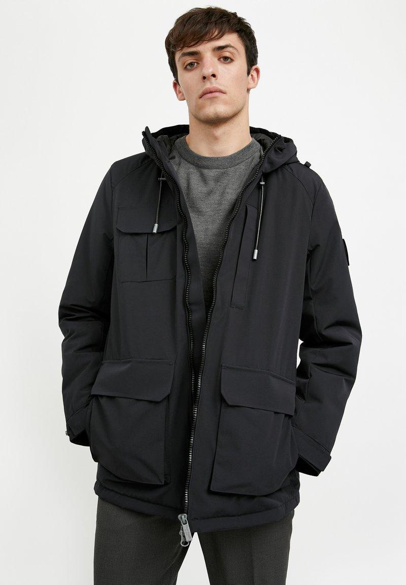 Finn Flare - Winter jacket - black