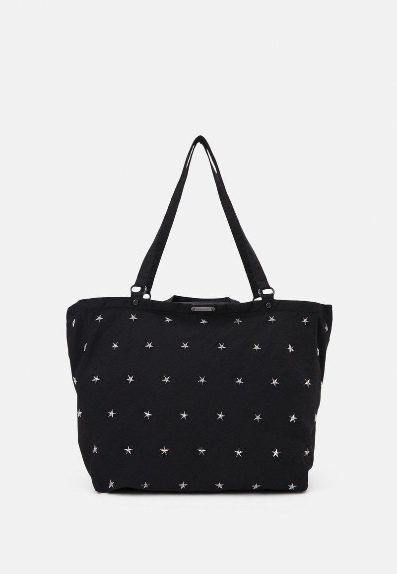 Rebecca Minkoff - SIENNA TOTE STARS - Handbag - black