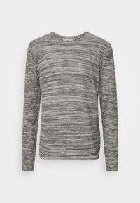 ONECK - Stickad tröja - grey