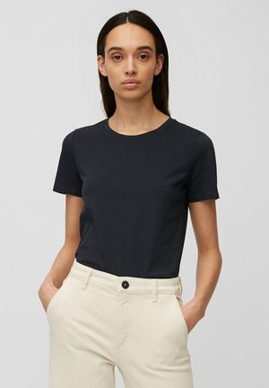 Basic T-shirt - dark atlantic