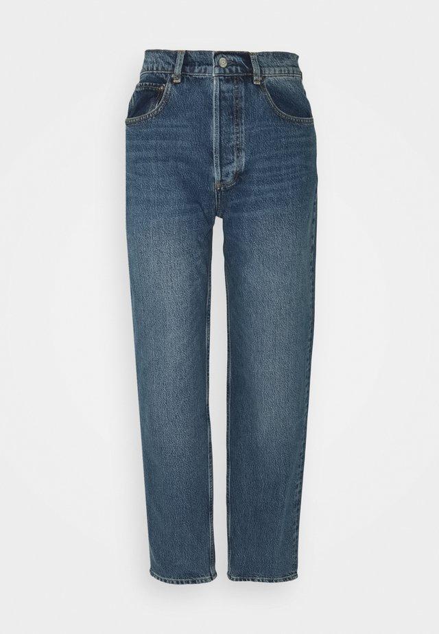 TOBY - Straight leg jeans - krush groove