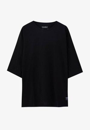 LOOSE - T-shirt basic - black