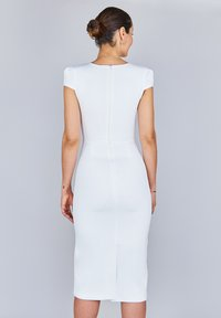 True Violet - Korte jurk - white - 2