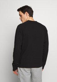 James Perse - RAGLAN - Long sleeved top - black - 2