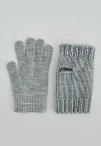 DeFacto - Gloves - grey - 3
