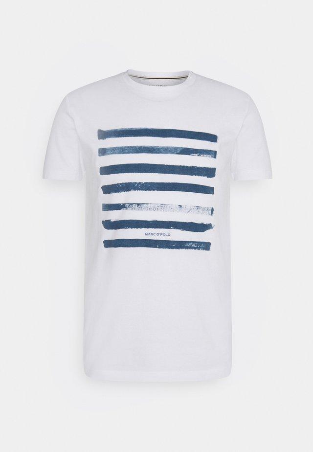 T-shirt con stampa - multi/murphy marine