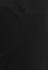 N°21 - Jersey de punto - black - 2