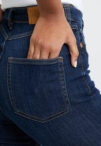 Monki - OKI - Slim fit jeans - mid blue - 6