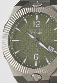 Versus Versace - ECHO PARK - Watch - gun/green - 4
