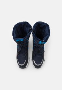 TrollKids - KIDS NORDKAPP WINTER BOOTS UNISEX - Zimní obuv - navy/medium blue - 3