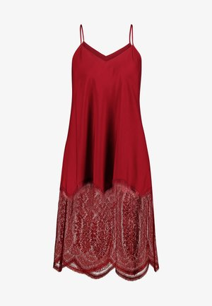 MEDALLION CHEMISE - Nightie - raspberry jam