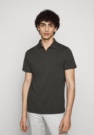 SOFT - Polo shirt - green grey