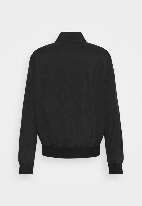Polo Ralph Lauren PACKABLE COMMUTE - Kurtka wiosenna - black/czarny Odzież Męska ITGH