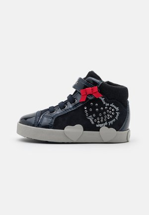 KILWI GIRL - Sneakers hoog - dark navy