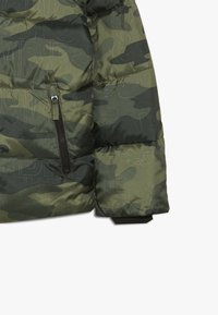 Abercrombie & Fitch - ESSENTIAL PUFFER - Winter jacket - khaki - 3