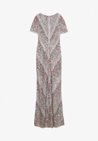 Maya Deluxe - ALL OVER MULTI EMBELLISHED CHEVRON MAXI DRESS - Occasion wear - multi - 1