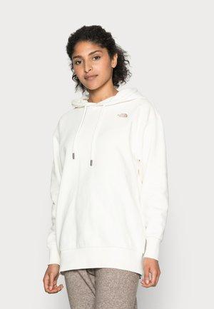 CITY STANDARD HOODIE - Sweatshirt - gardenia white