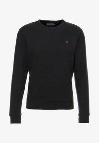 Farah - TIM CREW - Sweatshirt - black marl - 4