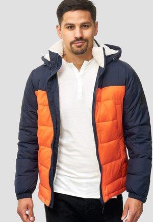 REGULAR FIT - Giacca invernale - orange