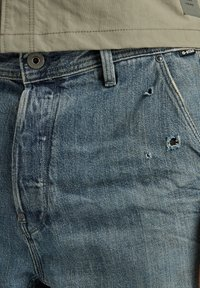 G-Star - GRIP 3D RELAXED TAPERED - Jean boyfriend - faded bay burn destroyed - 2