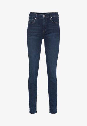 Skinny džíny - tencel denim