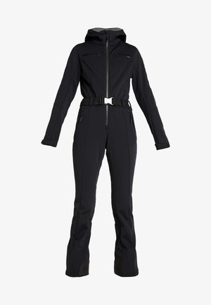 CAT SKI SUIT - Pantalón de nieve - black