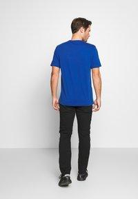 s.Oliver - Slim fit jeans - black denim - 2