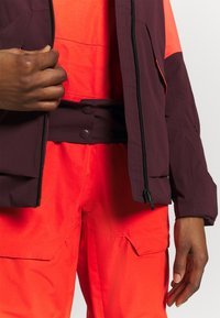 The North Face - TEAM KIT  - Schneehose - flare/tnf black - 8
