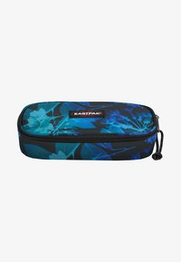 Eastpak - FLOWER-RAY/AUTHENTIC - Wash bag - dark ray - 0