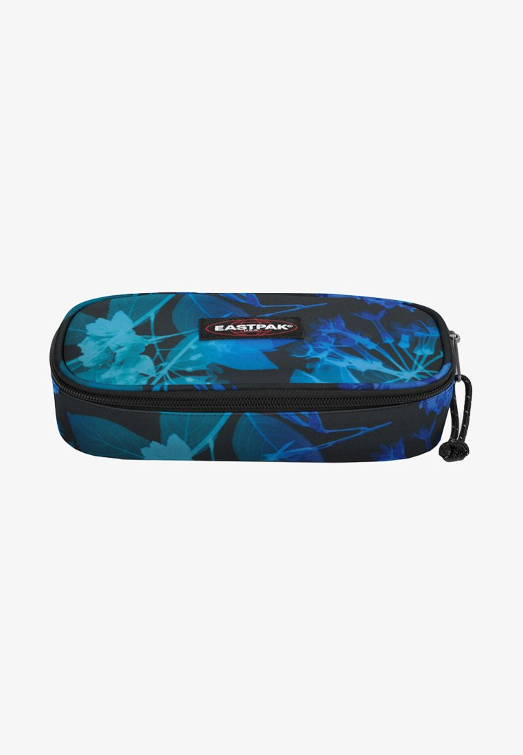 Eastpak - FLOWER-RAY/AUTHENTIC - Wash bag - dark ray
