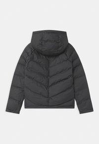 Nike Sportswear - UNISEX - Winter jacket - black/metallic gold - 1