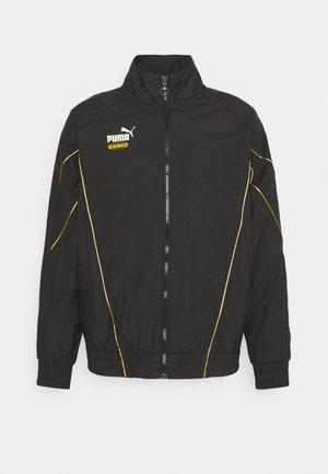 ICONIC KING TRACK - Training jacket - black