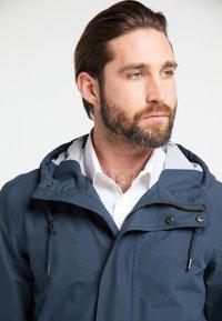 DreiMaster - Waterproof jacket - marine - 3