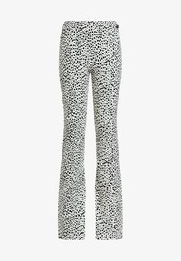 WE Fashion - Trousers - all-over print - 2