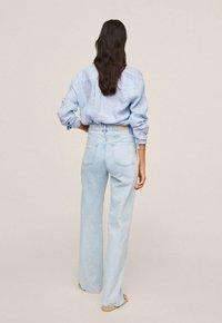 Mango - Flared Jeans - hellblau - 2
