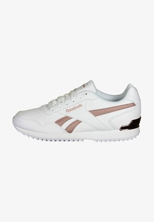 Sneakers laag - white / blush metal