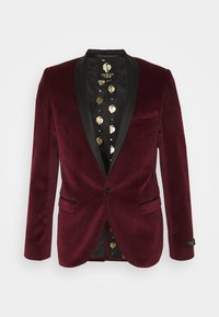 Twisted Tailor - CALCOTT - Giacca elegante - burgundy - 0