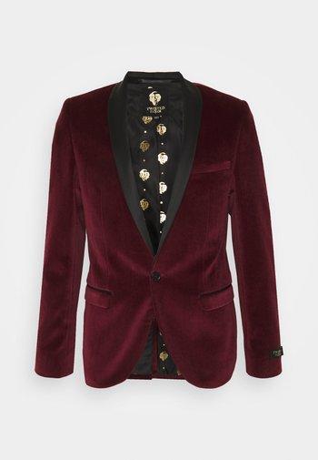 CALCOTT - Suit jacket - burgundy